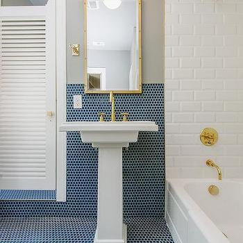 Kohler Tresham Pedestal Sink Design Ideas