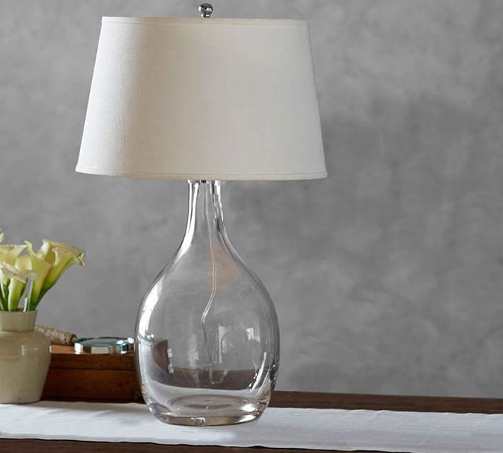 Grant Glass Table Lamp