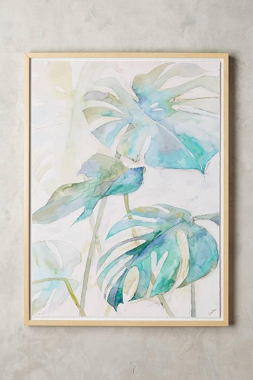 Wall Art And Decor For Living Room: Pastel Daydream Wall Art