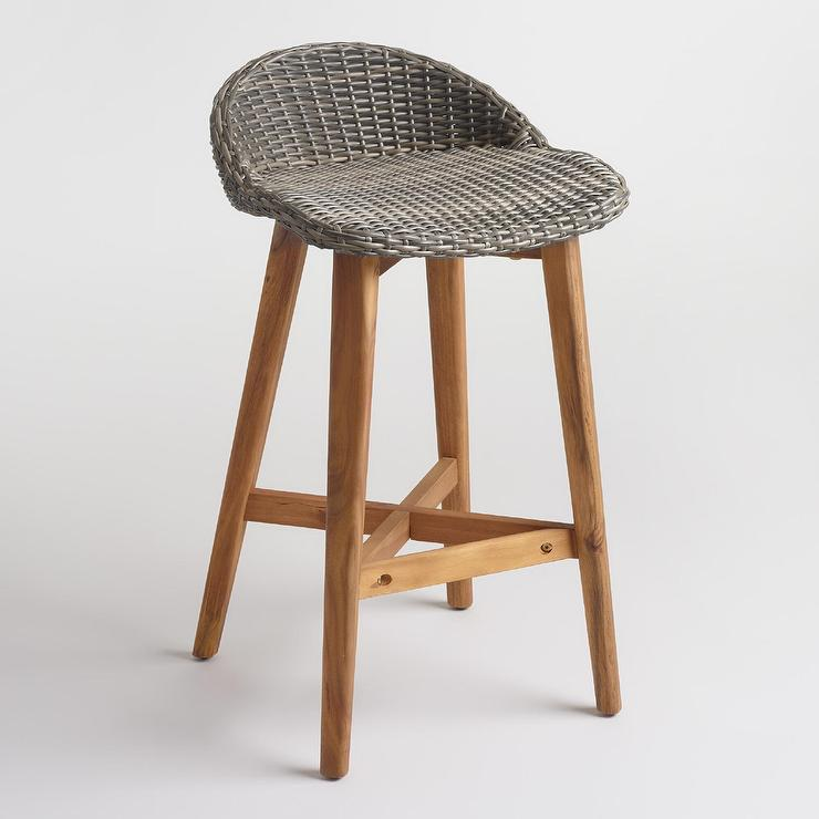 Spin Barstools Crate And Barrel