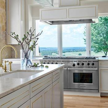 3 Windows Over Kitchen Range Design Ideas on lighting over stove, crown molding over stove, kitchen windows over sink, kitchen bay window above sink, kitchen windows over cooktop, kitchen windows over countertop, kitchen windows over cabinets, microwaves over stove, roof over stove,
