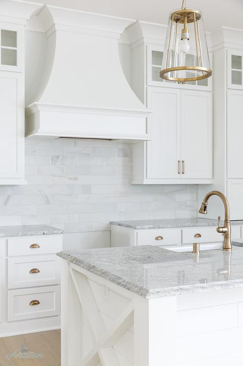 Gray granite countertops transitional kitchen for Furniture 4 less salinas