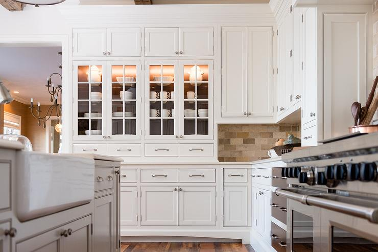 Kitchen with Built In Hutch Chia Cabinet : built in kitchen cabinets - Cheerinfomania.Com