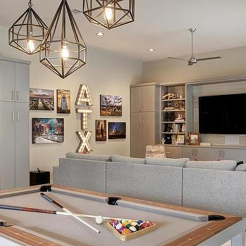 Family Room Built In Cabinets Design Ideas on