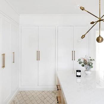 Long Brass Closet Door Handles Design Ideas