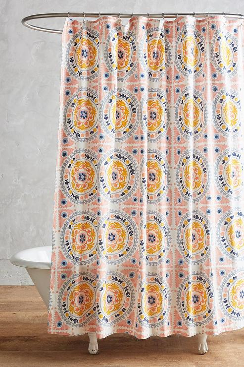 Tegula Shower Curtain