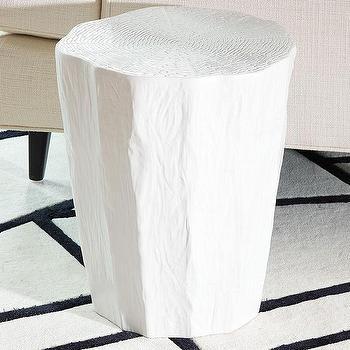 Taka Side Trunk Side Table