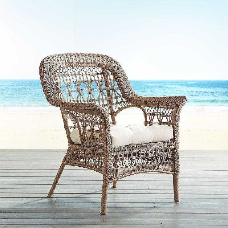 Montauk Nest Chair Antique Palm West Elm