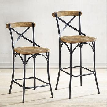 Williams Sonoma Home Bosquet Counter Stool
