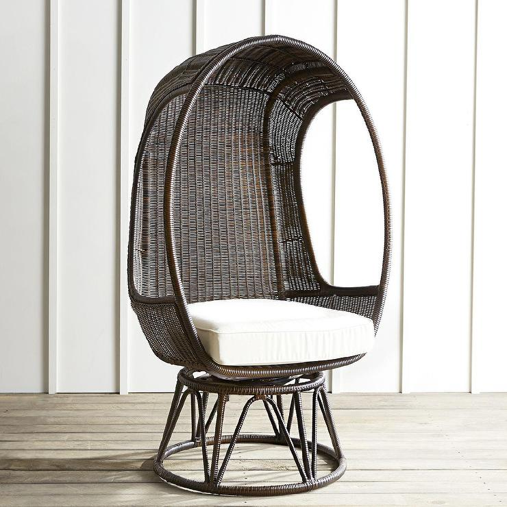Mocha Spinasan Swivel Chair