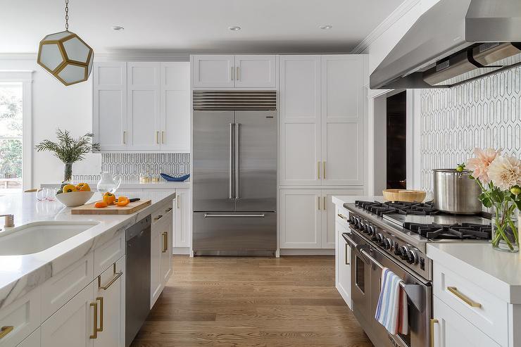 Akdo Allure Collection Tiles Contemporary Kitchen