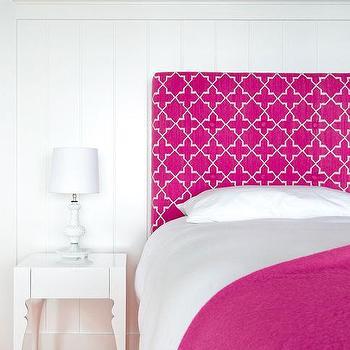 incredible hot pink orange bedroom | Hot Pink and Orange Kid Bedroom - Contemporary - Girl's Room