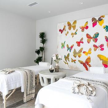 Outdoor Massage Room Design Ideas