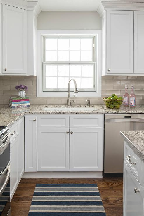 Ice brown granite countertops transitional kitchen benjamin ice brown granite countertops workwithnaturefo
