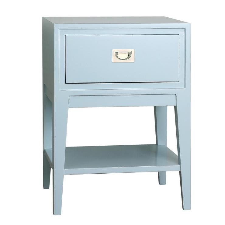 Wood and metal night stands best pair of giorgio for Metal night stands bedroom