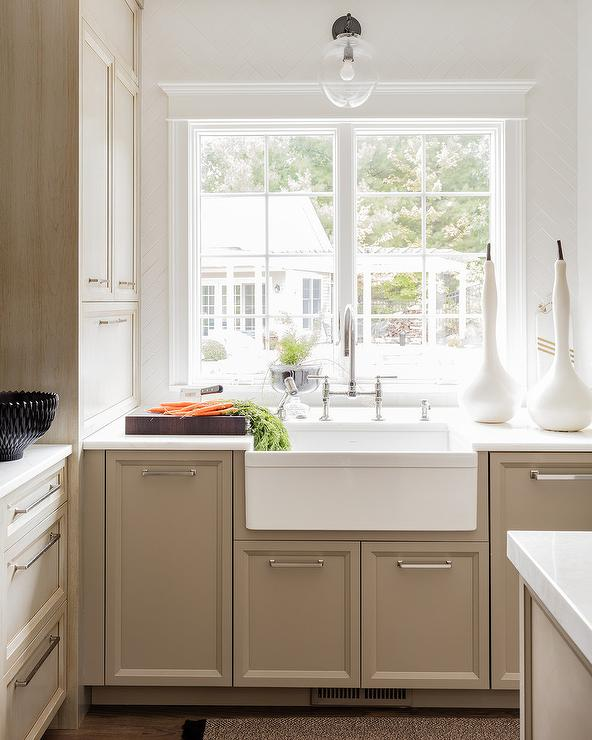 katie acorn sconce over farmhouse sink. beautiful ideas. Home Design Ideas
