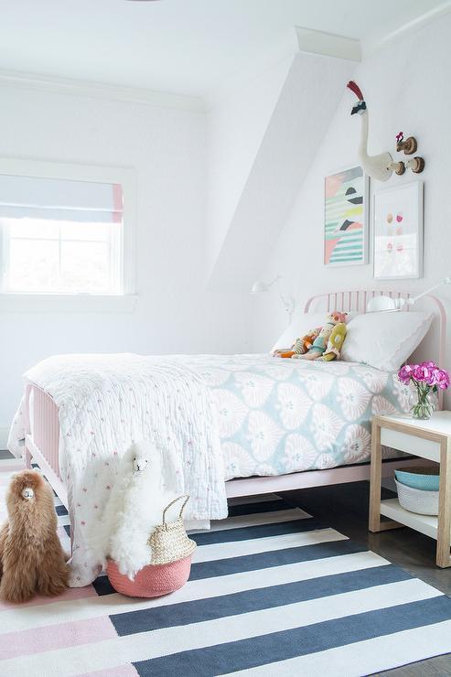 art metal bed frame pink metal bed design ideas