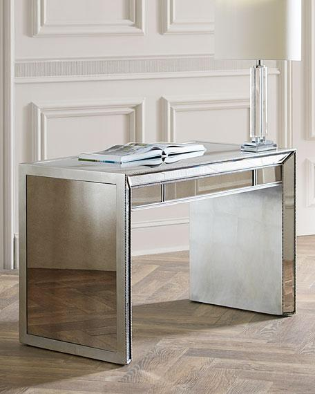Brand new Keane Mirrored Writing Desk BY32