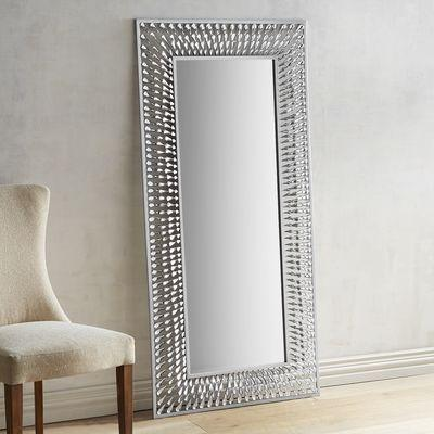 Rectangle Natalie Floor Mirror