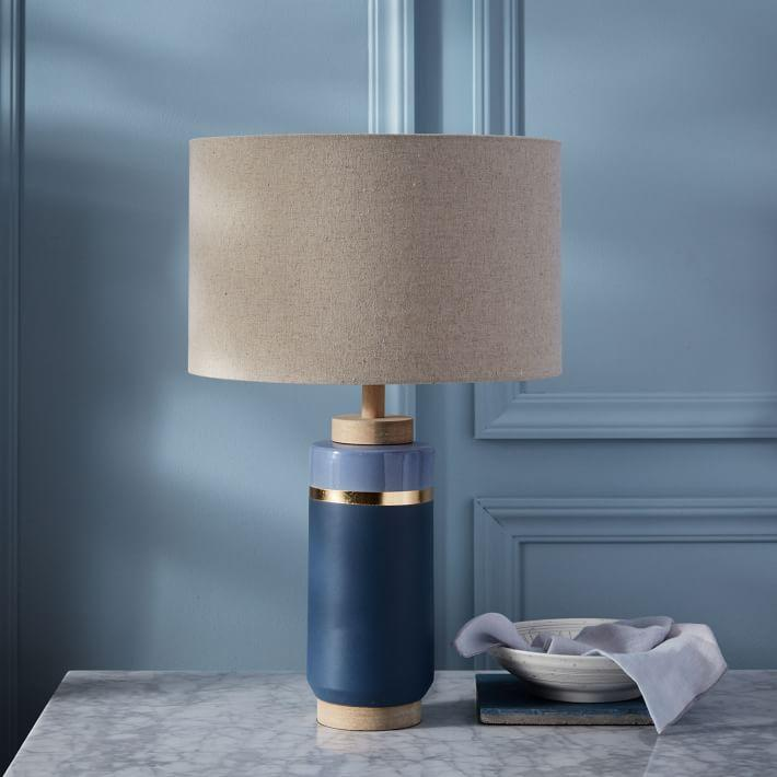 Le Glaze Tall Table Lamp