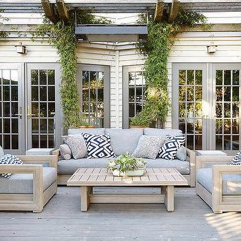 Restoration Hardware Outdoor Chairs, Restoration Hardware Inspired Patio Furniture