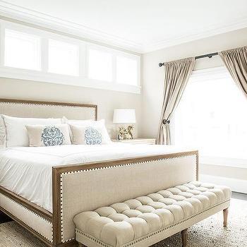 Diamond Tufted Bed Frame Design Ideas