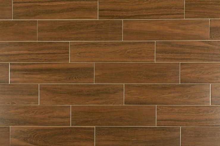 Salerno Rectangular Timber Porcelain Tile
