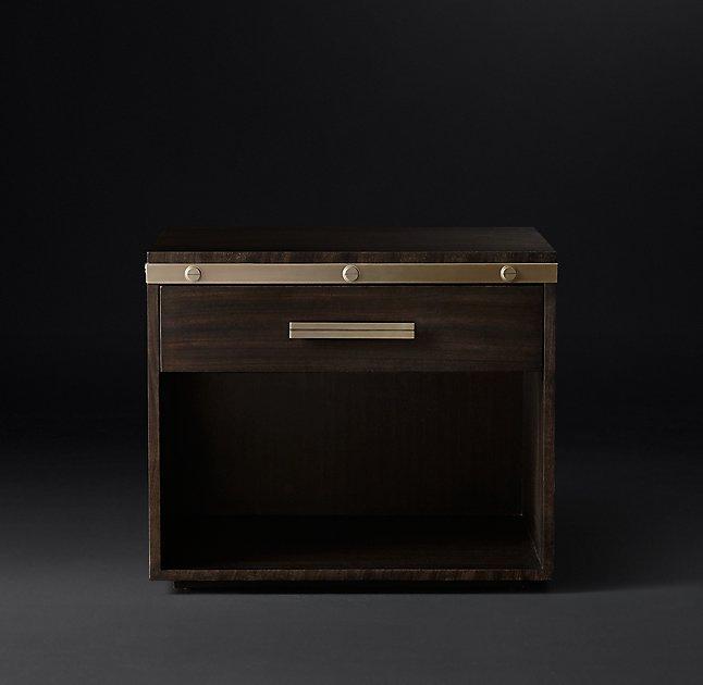 Bedside Table Amp Bedroom End Table Kieran Arhaus Furniture