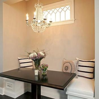 M Breakfast Nook Black Dining