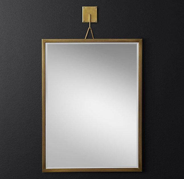 Imagination Rectangular Beveled Mirror