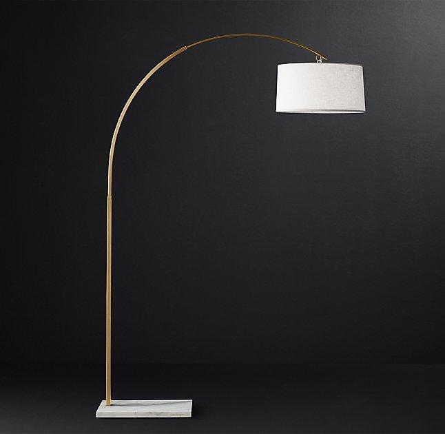 Cb2 Big Dipper Arc Lamp Look 4 Less Http Www