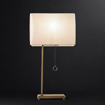 Circlet Pull Chain Table Lamp Products Bookmarks Design