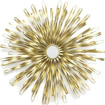 Gold Metal Wall Decor - Products, bookmarks, design, inspiration and ...