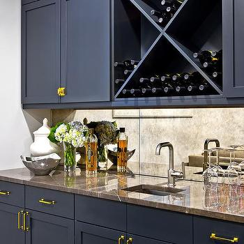 m_navy-blue-wet-bar-shaker-cabinets-polished-br-pulls-knobs Painted Gray Kitchen Cabinets on gray painted beds, gray travertine kitchen floor tile, gray painted kitchen floors, grey painted cabinets, gray cabinets with black countertops, gray painted furniture, gray painted laminate, gray kitchen cabinet styles, gray painted dining sets, old gray painted cabinets, gray painted wainscot, gray kitchen cabinet hardware, gray cabinets white appliances, gray painted home, kitchens with grey cabinets, gray painted baseboards, gray painted doors, gray painted room designs, gray painted hardwood floors, gray painted mantels,