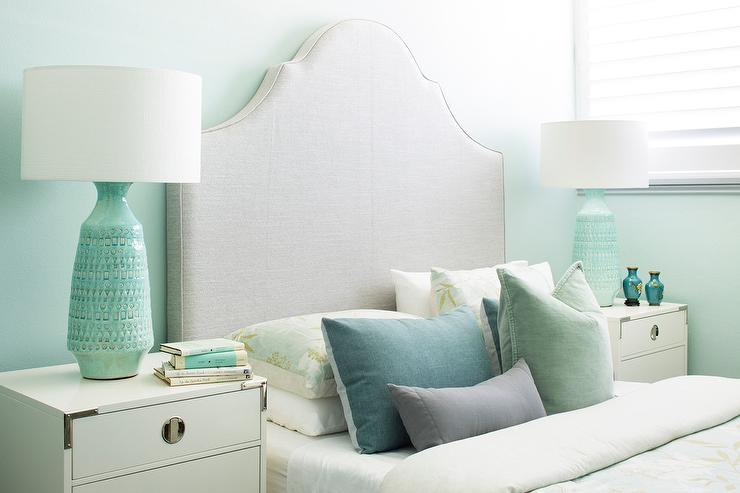 Blue Green Wall Design Ideas
