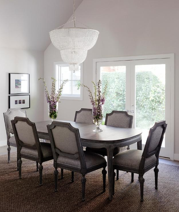 Clear Dining Chairs Design Ideas
