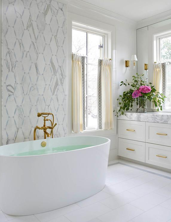 bathroom tile accent wall bathroom accent wall design ideas 16712