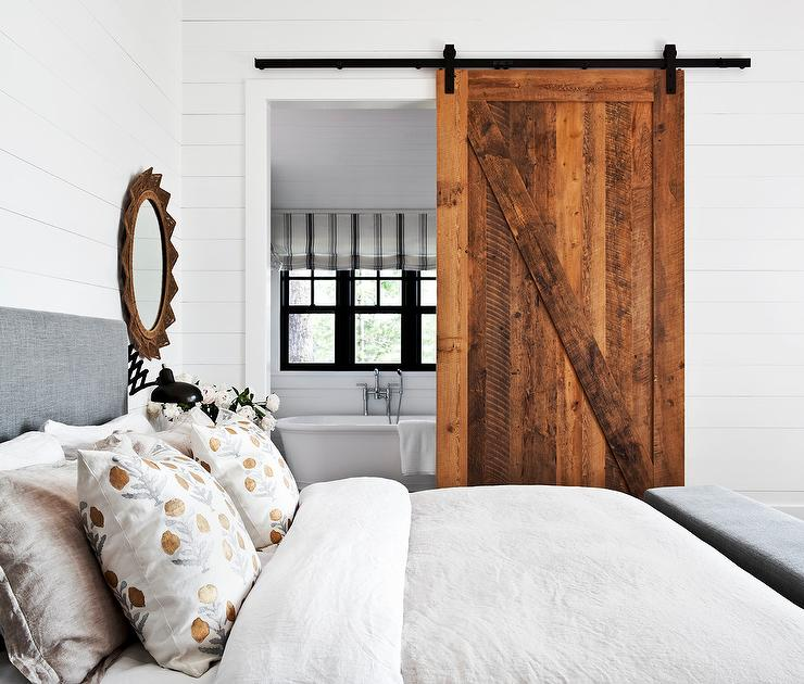 Shiplap Barn Door Design Ideas