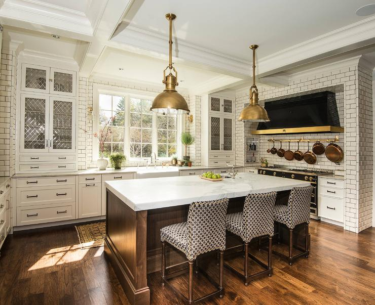 Large Pendant Lights Over Kitchen Island
