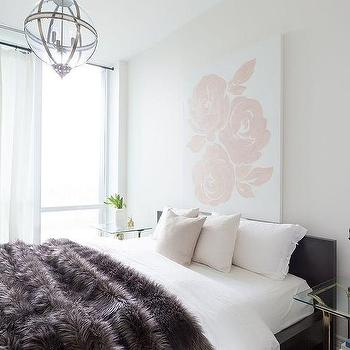 Large Canvas Art Over Bed Design Ideas
