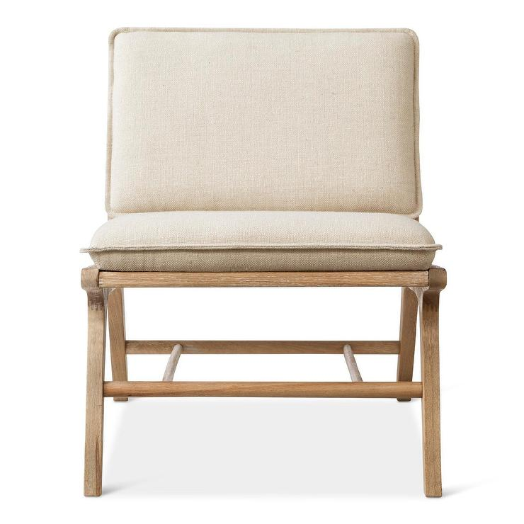 Lincoln Cane Natural Wood Chair