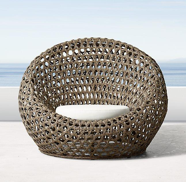 Montauk Nest Chair West Elm