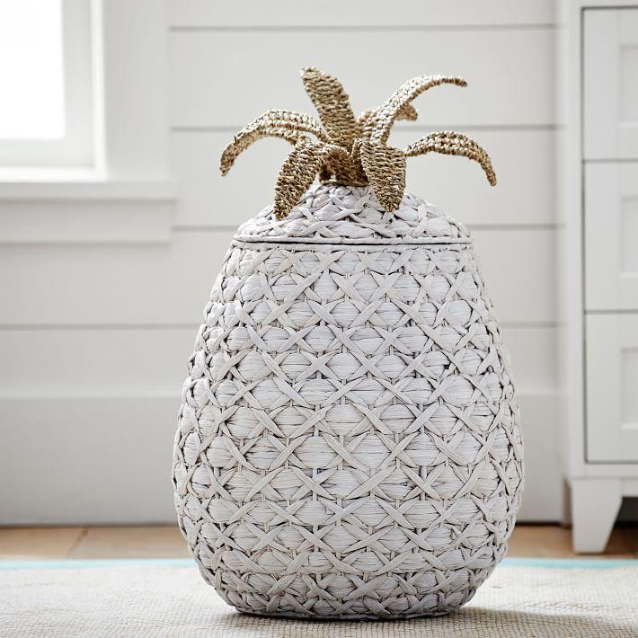 Nate Berkus For Target Cream Pineapple Figural Target