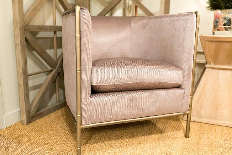 Rose Gold Dining Chairs