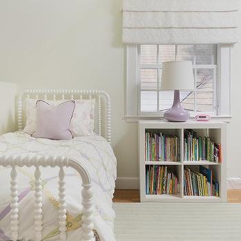 jenny lind nursery bookcase design ideas