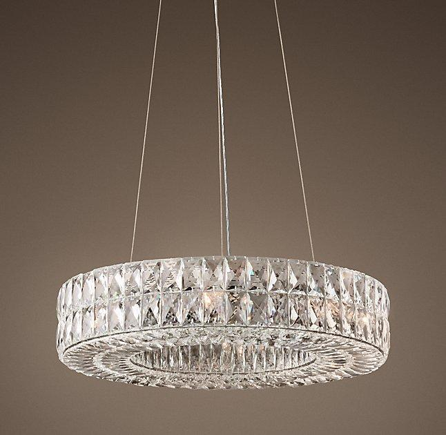 Darcel Chandelier - Arhaus Furniture