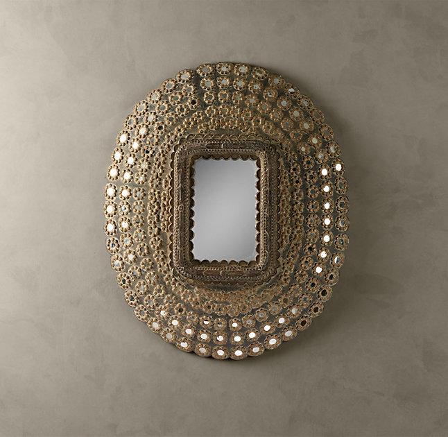 Pb Kids Peacock Mirror