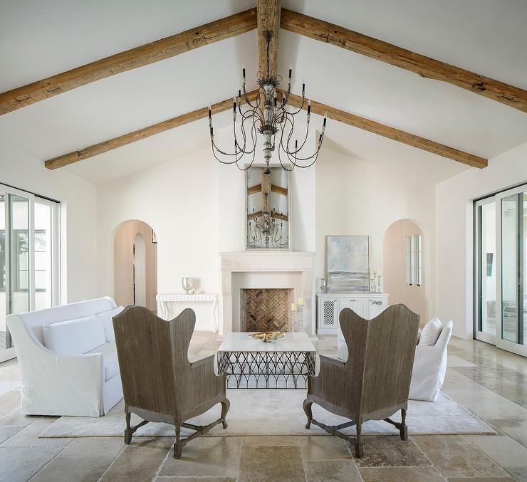 Fireplace Design mirror over fireplace : Leaning Mirror Over Fireplace Design Ideas