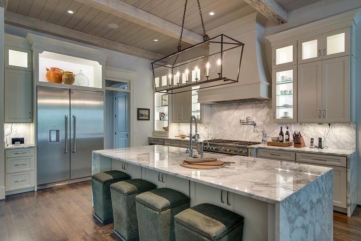 Black And White Kitchen Cabinet Designs