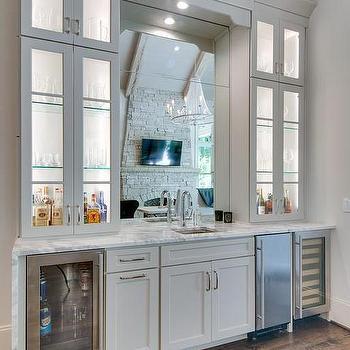 wet bar design contemporary basement jan gleysteen architects. Black Bedroom Furniture Sets. Home Design Ideas